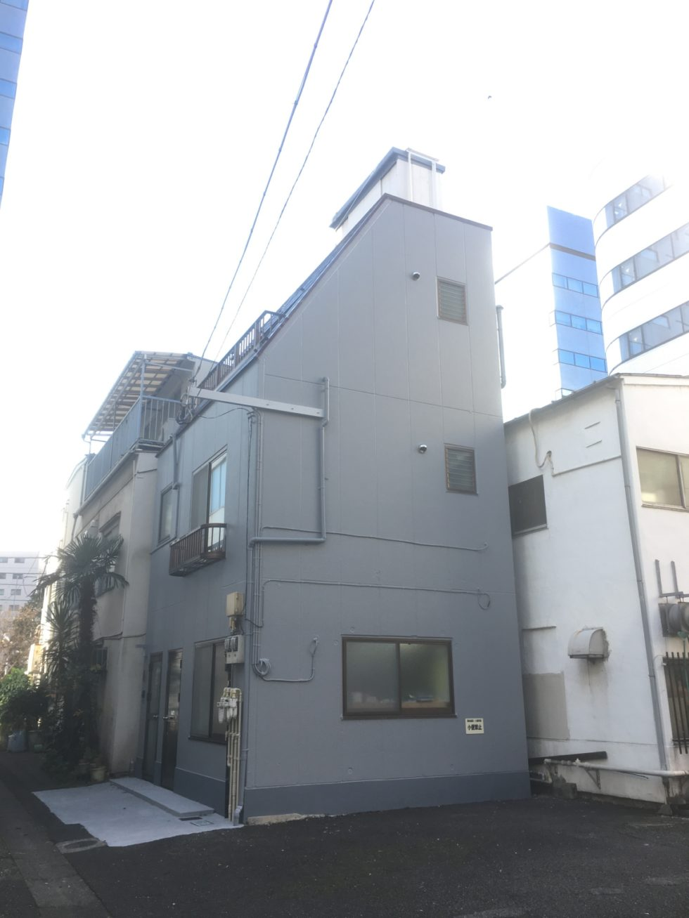 中央区新川 A様邸