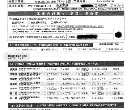江戸川区松江 Y様邸
